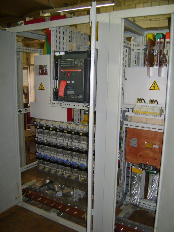 автоматический выключатель установка в трансформаторных подстанциях